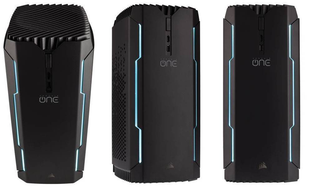 Corsair One updated with GTX 1080 Ti
