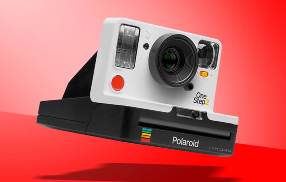 Polaroid OneStep 2 is a snap-happy throwback to instant film
