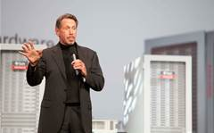 Oracle's Ellison finds new value in cloud