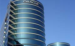 Oracle boasts strong software sales