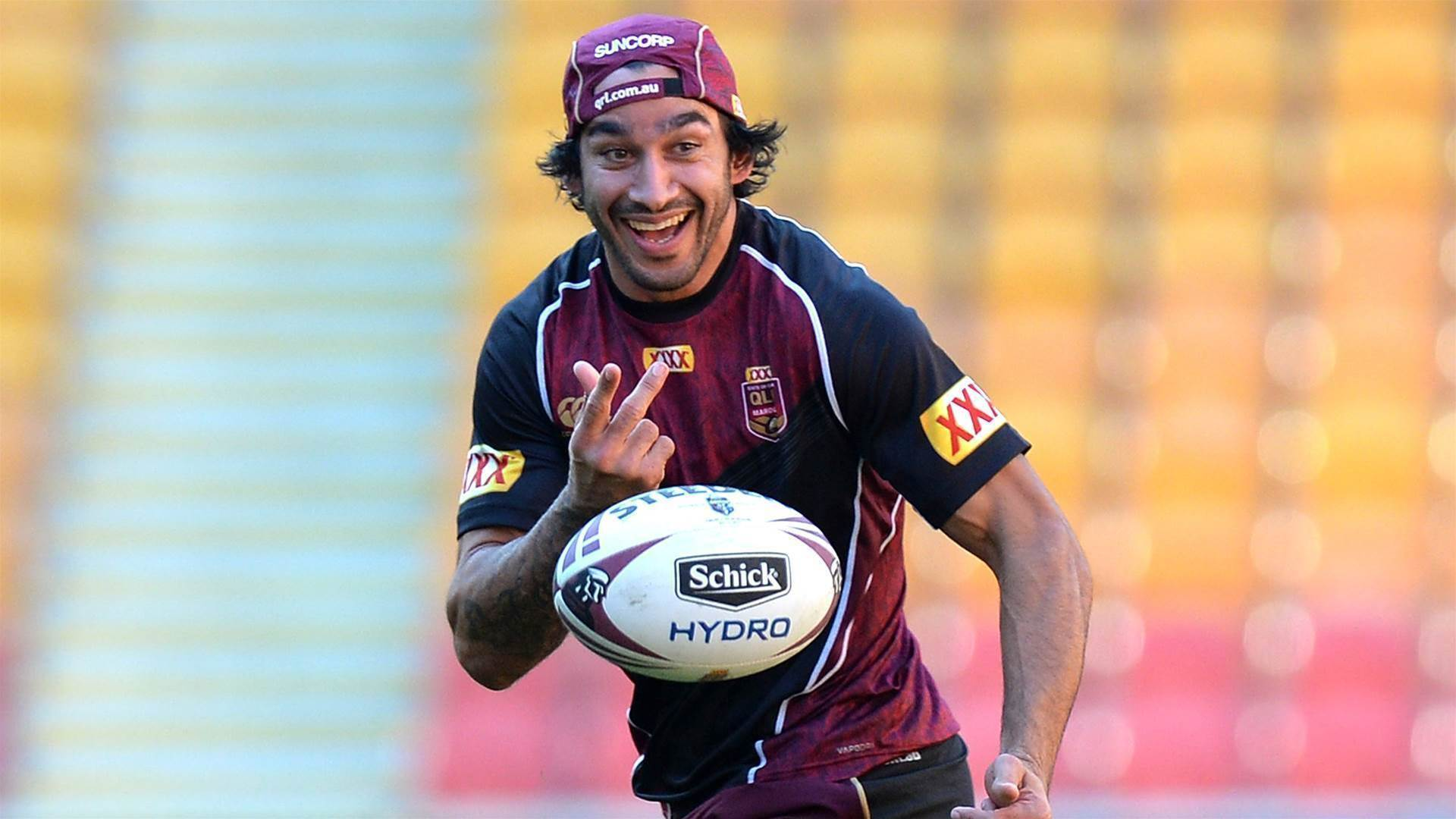 Follow our State of Origin live blog