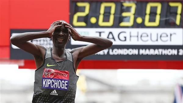 When the race isn't run