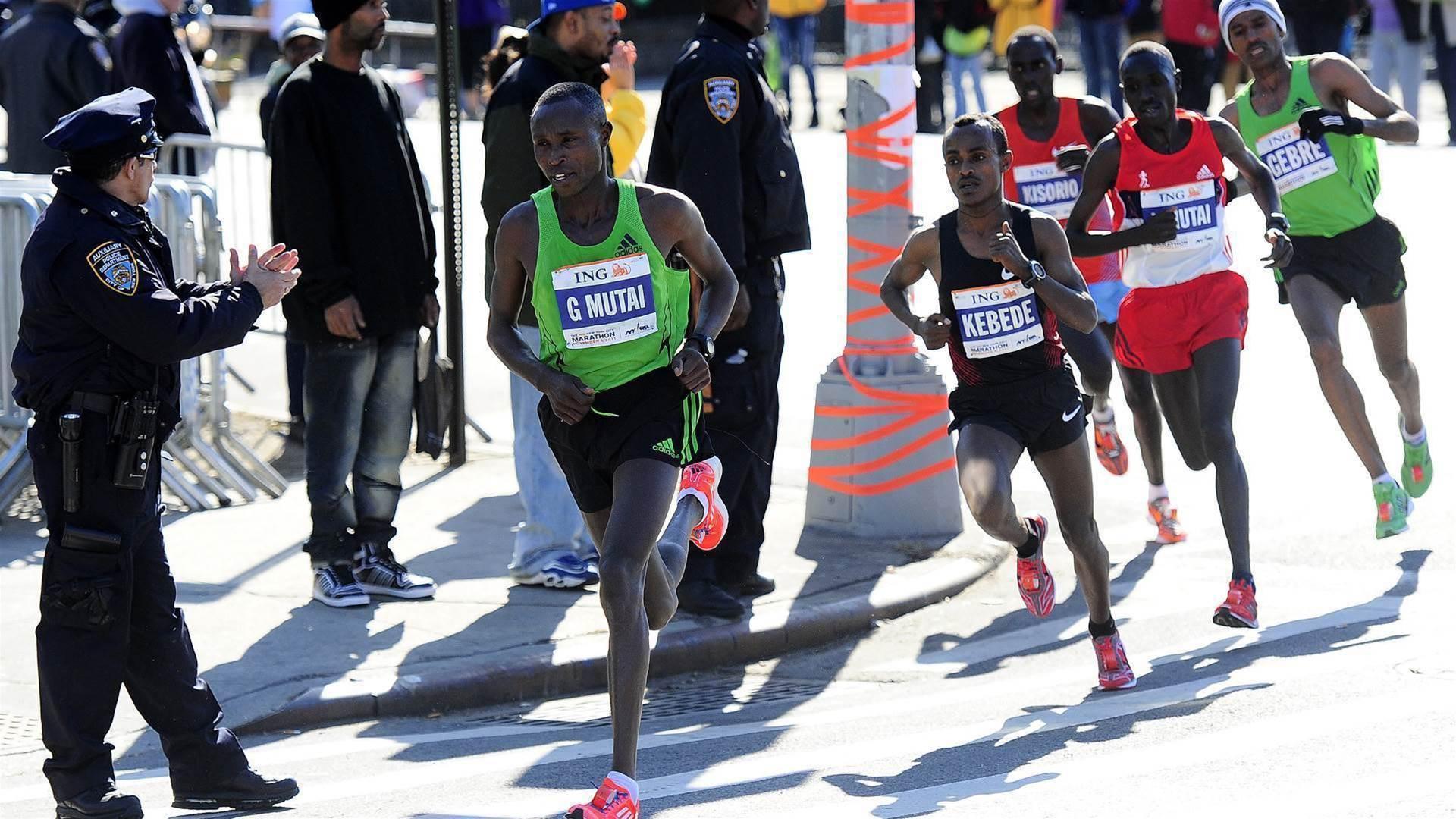 When the race isn't run, part II