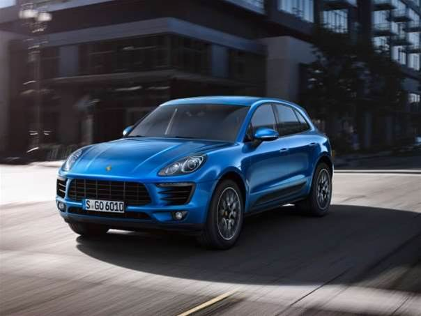 The Porsche Macan is cleverer than you