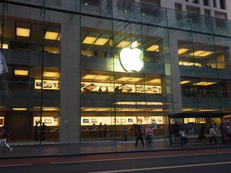 New Apple store to open in Sydney