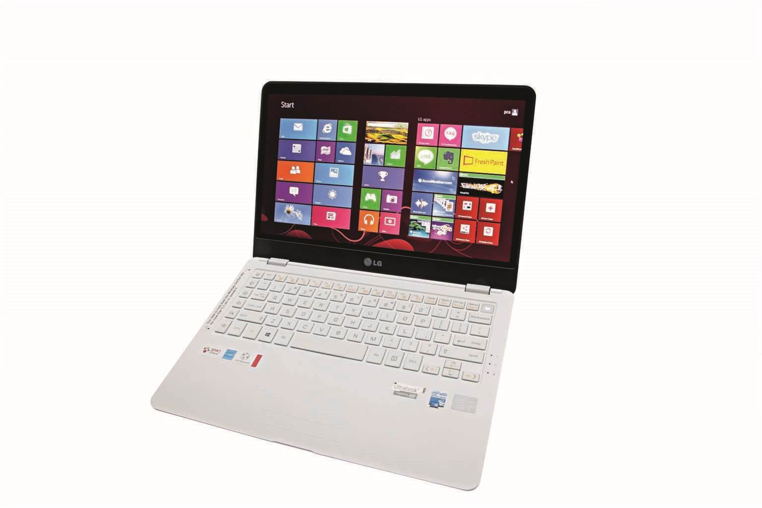 Review: LG Z360 Ultrabook