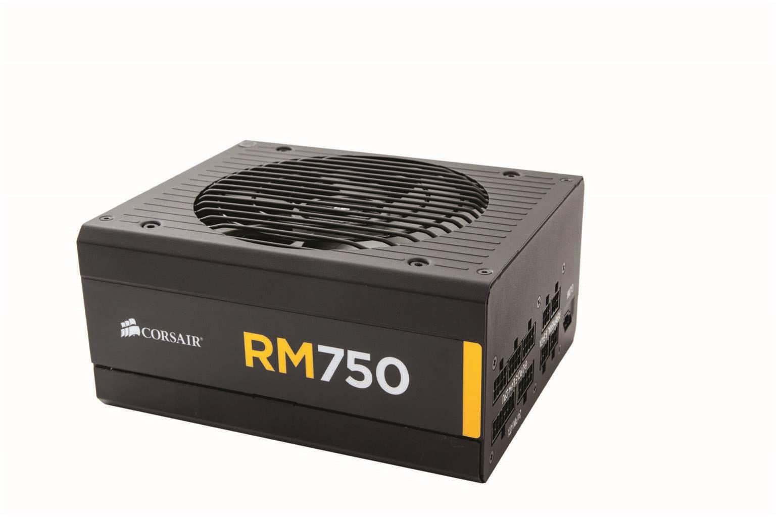Labs Brief: Corsair RM750