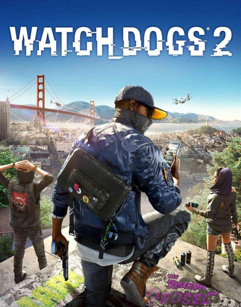 Hack the planet with Ubisoft's Watch_Dogs 2