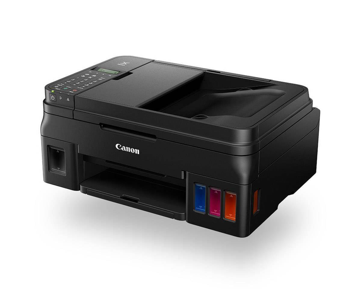 Canon's new Pixma Endurance G4600 uses refillable ink tanks