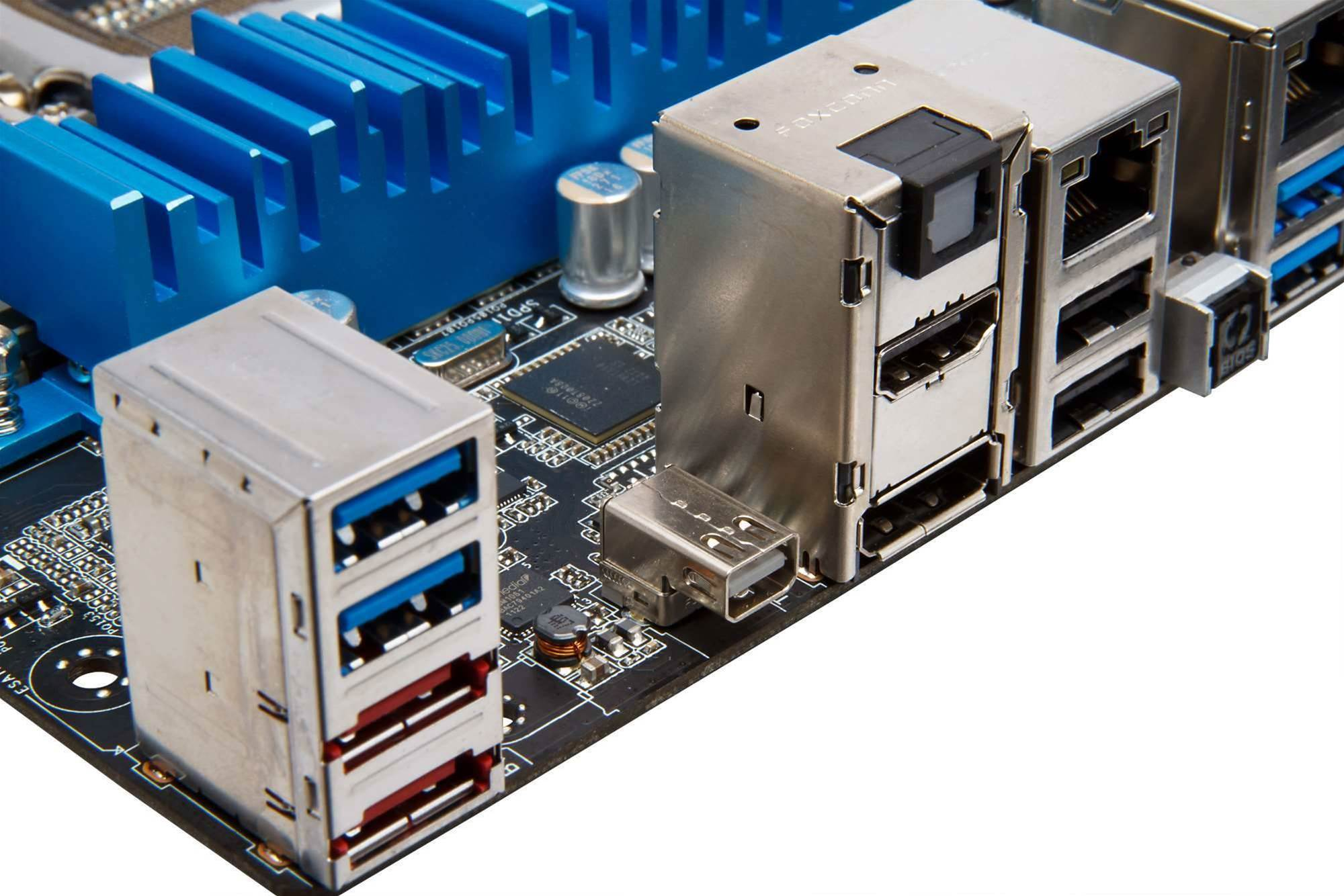 Thunderbolt arrives on Asus/MSI motherboards
