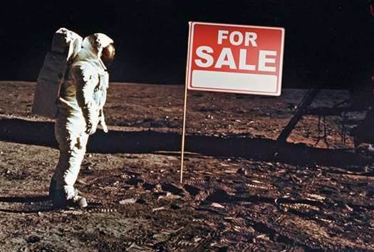 FYI: Can I Buy Land on the Moon?