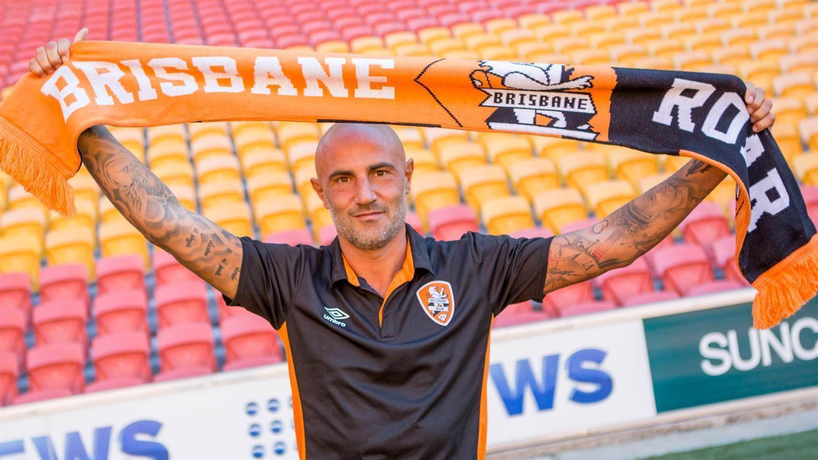 Aloisi: Age is no problem with Maccarone