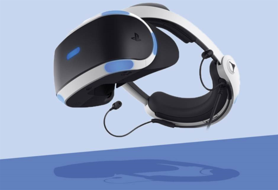 PS VR gets a redesign and an updated processor unit