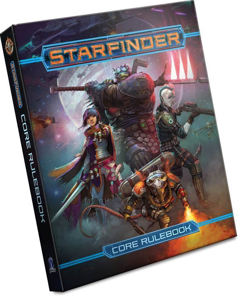 Paizo's Starfinder RPG becomes its fasting selling game ever