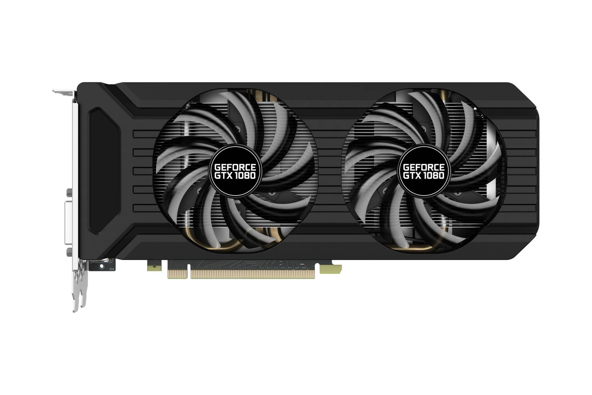 Palit reveals new GTX 1080 Dual OC video card
