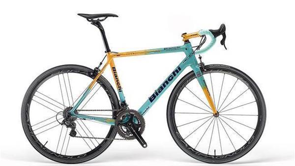 First Look: The Bianchi Specialissima Pantani