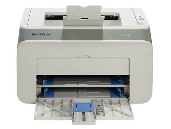 Pantum's P2000 laser printer reviewed