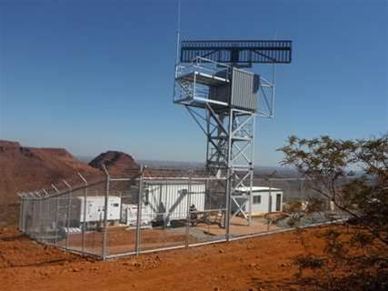 Air traffic control begins Pilbara radar boost