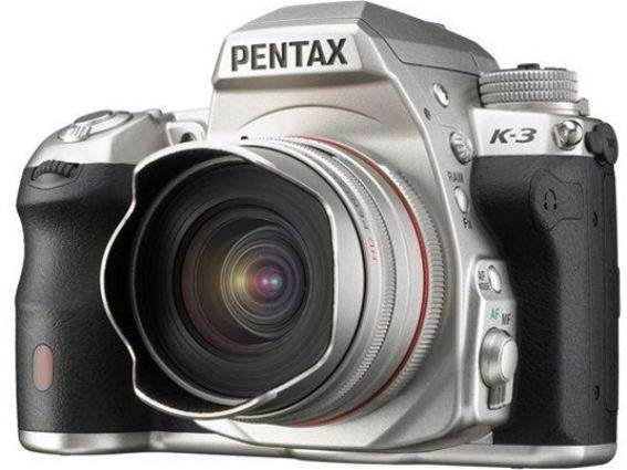Pentax K-3 DSLR boasts wireless control via a the web