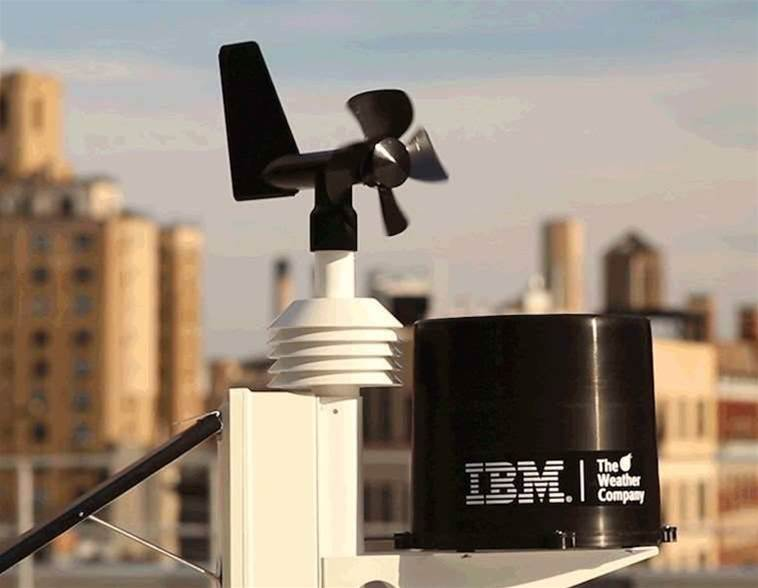 Using Watson IoT to predict natural disasters