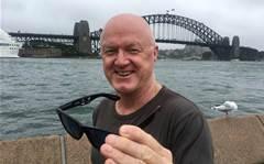 Aussie startup behind Visa's contactless sunnies