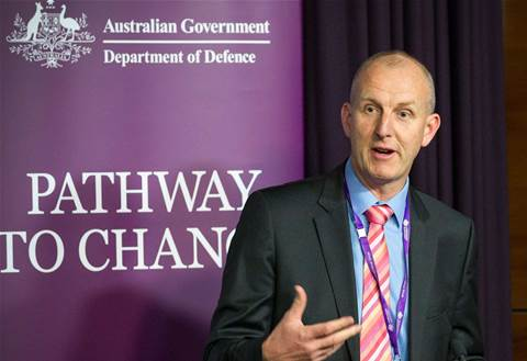 Defence CIO wrestles with credibility