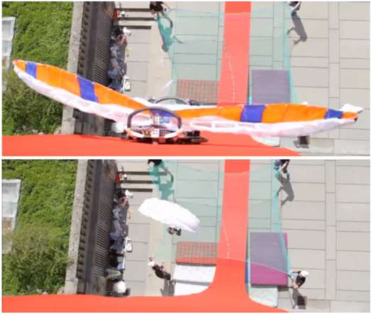Video: Wall-Climbing, Base-Jumping Robot Hurls Itself From Buildings