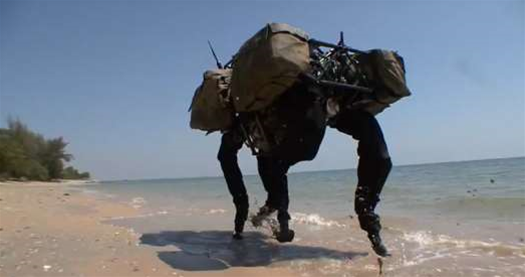 Video: Watch BigDog, PopSci's Favorite Quadruped Bot, Romp and Grow Through the Years
