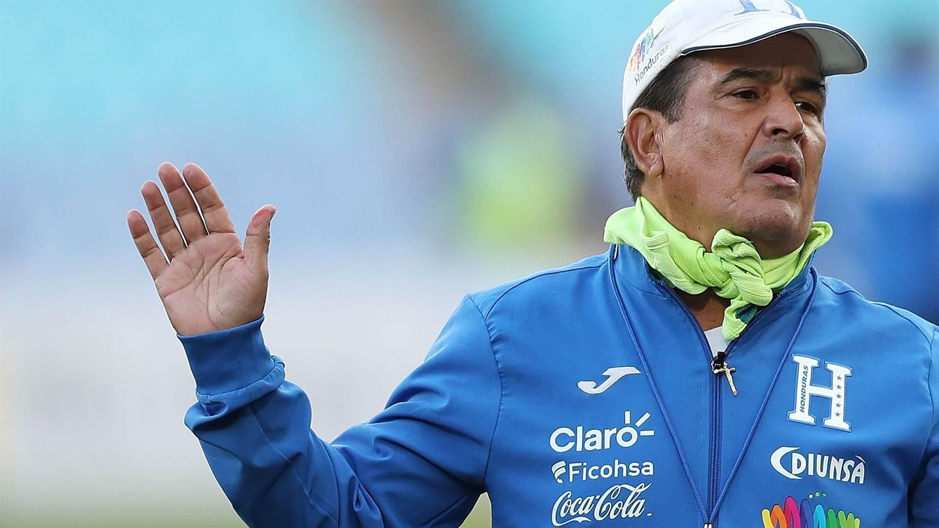 Drone-gate: Honduras coach cries espionage