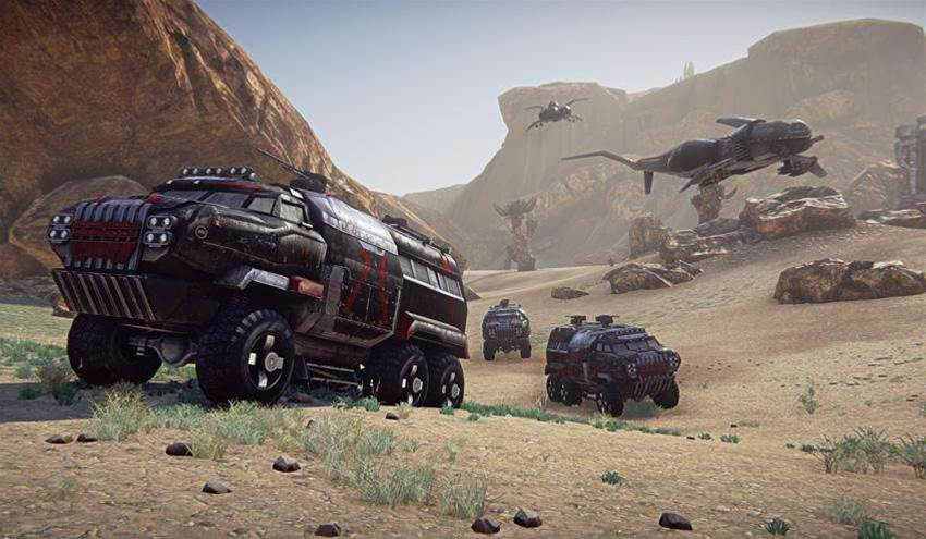 Review: PlanetSide2