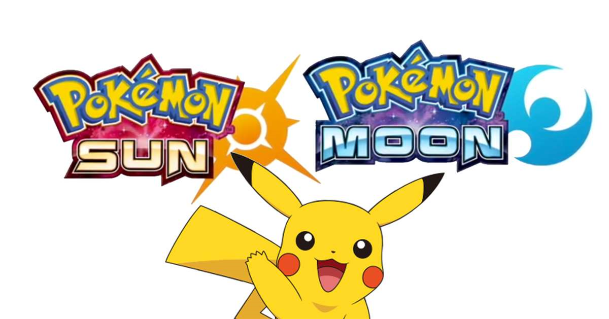 New Pokémon Sun and Moon Announced