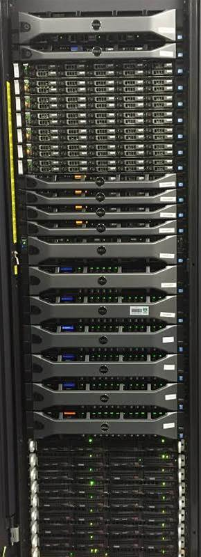 Pople supercomputer