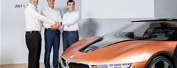 BMW, Intel team up for driverless cars
