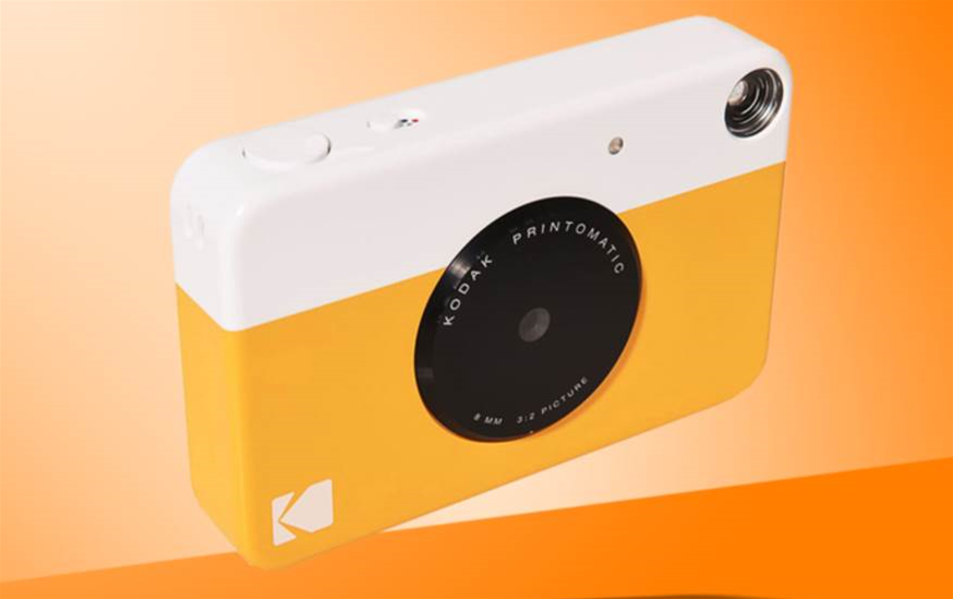 Kodak's Printomatic is a blast from the (actually quite recent) past
