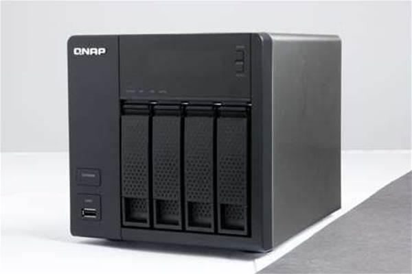 QNAP TurboNAS 419P+ review