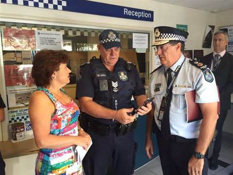 Gold Coast cops given state's first body-worn cameras