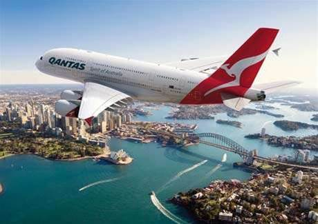 Qantas checks in with cloud computing