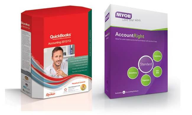QuickBooks and MYOB: Windows 8 versions on the way
