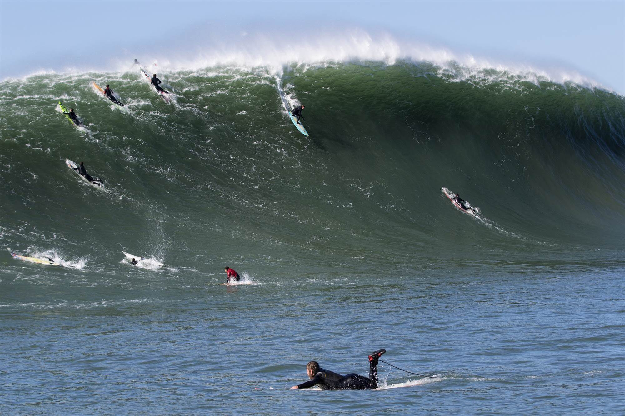 How To Make The Big Wave Tour The Best Ever!
