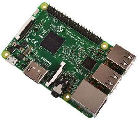 Raspberry Pi 3 now available