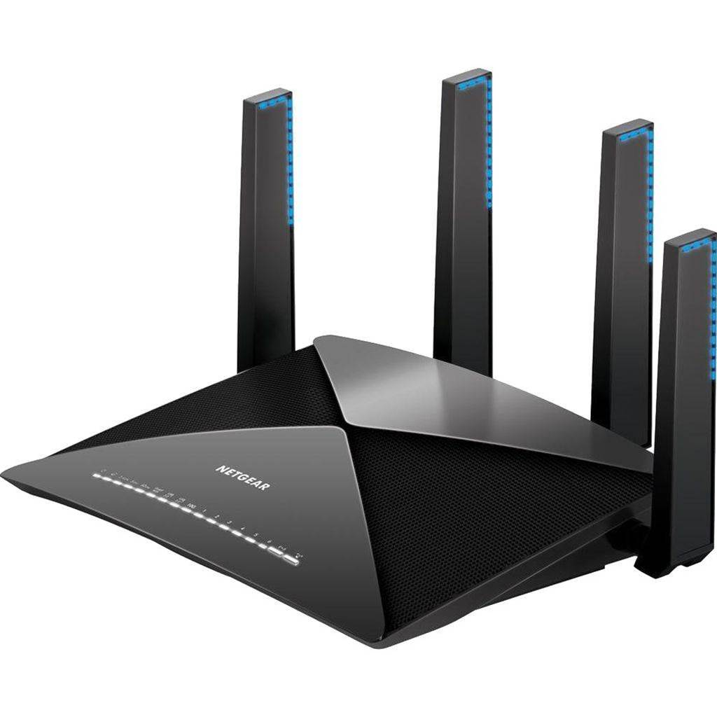 Review: Netgear Nighthawk X10 AD7200 WiFi Router D8500