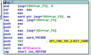 RIPPER malware plunders Windows-based ATMs