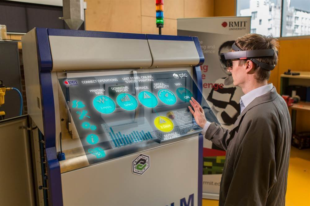 RMIT's plan to lead in Industry 4.0 training