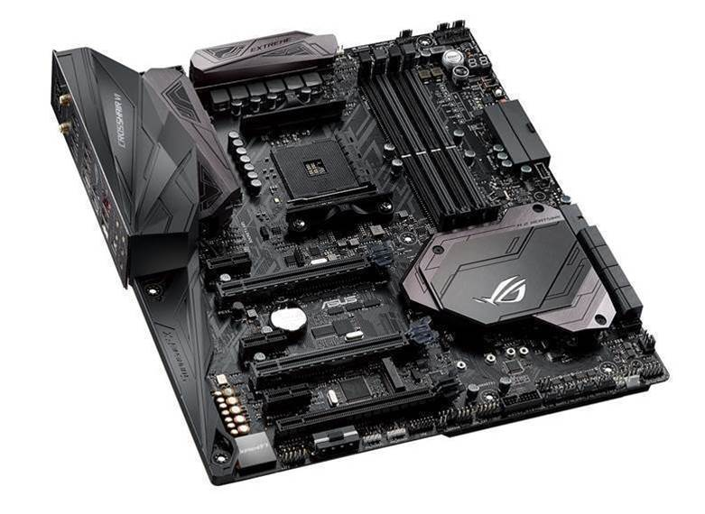 Asus announces new ROG Crosshair VI Extreme motherboard