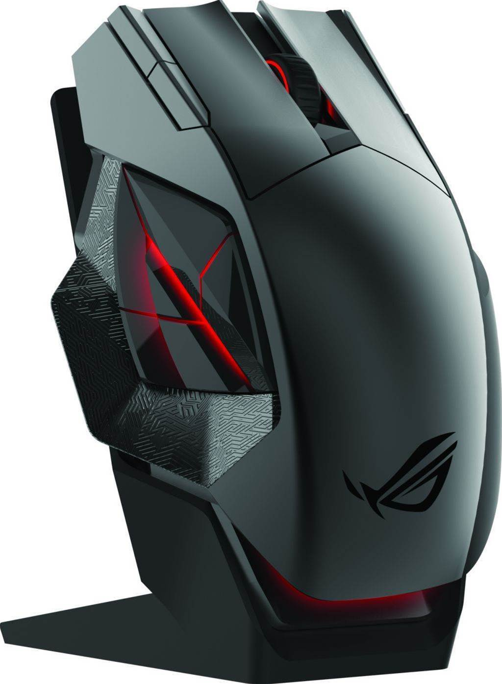 One Minute Review: Asus ROG Spatha gaming mouse
