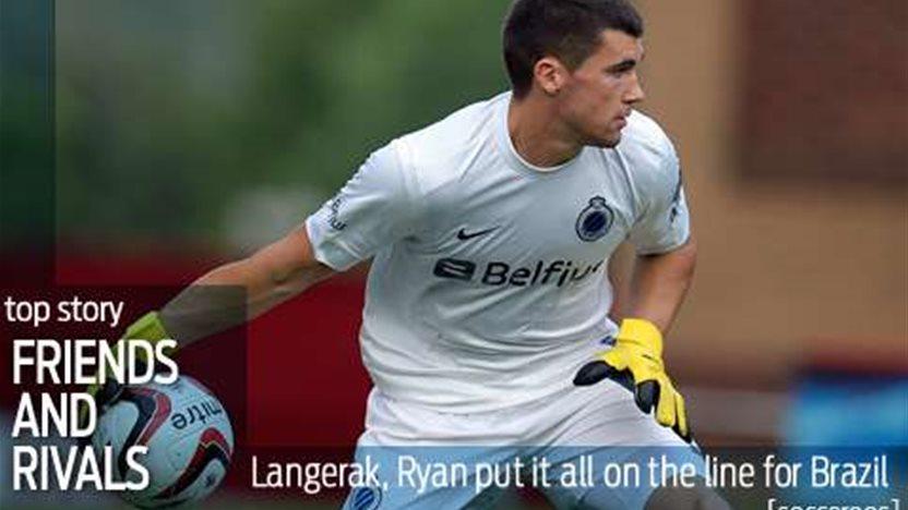 Healthy rivalry key for Langerak, Ryan
