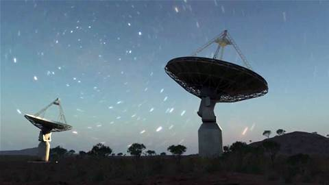 First ASKAP science results expected in a year