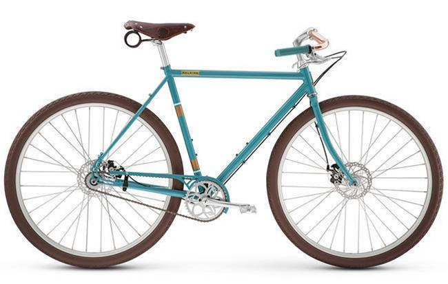 First Look: Raleigh's 2018 Tourist and Preston commuter bikes