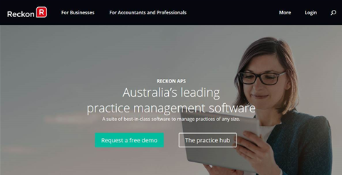 Reckon sells practice management business to MYOB