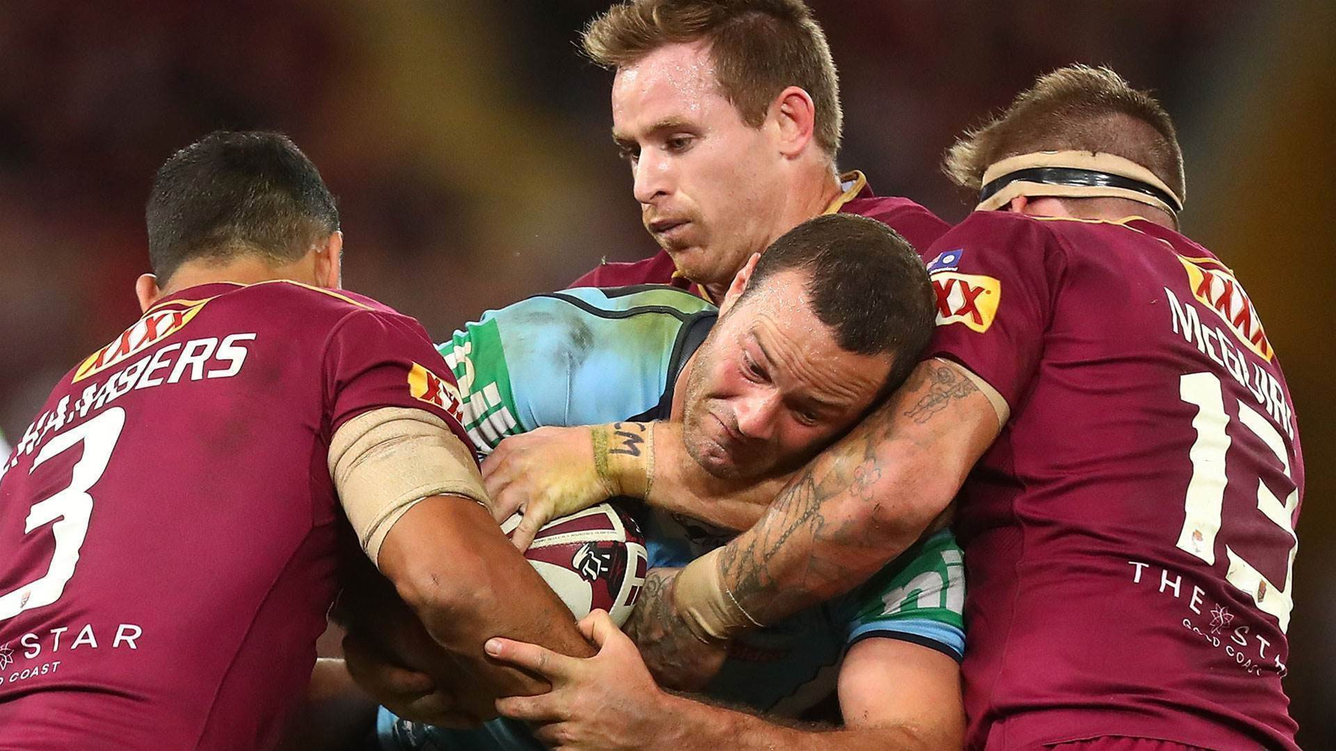 Dead In Goal NRL podcast Origin II edition: listen now